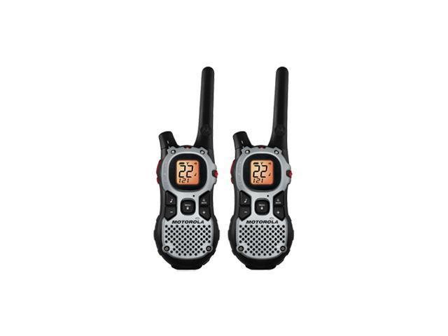 Motorola Talkabout MJ270R 2 Way Radio22 GMRS/FRS - 27 Mile