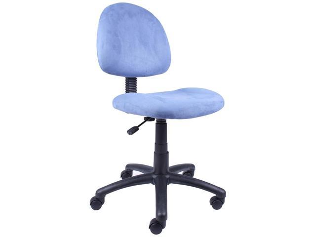 Desk Chair In Microfiber with Casters Adjustable Newegg