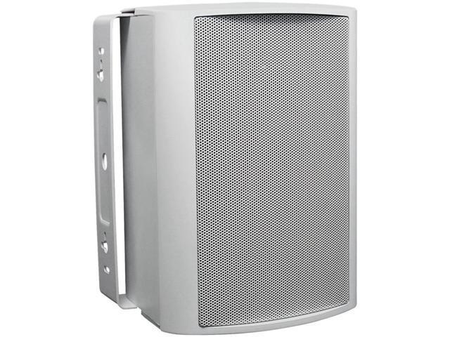"""5.25"""" 2-Way Indoor/Outdoor Speaker (White)"""