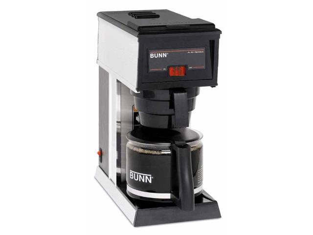 10-Cup Commercial Pourover Coffee Brewer