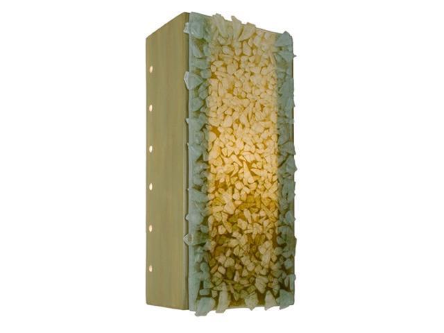 Refusion Rectangular Ceramic Wall Sconce - Newegg.com