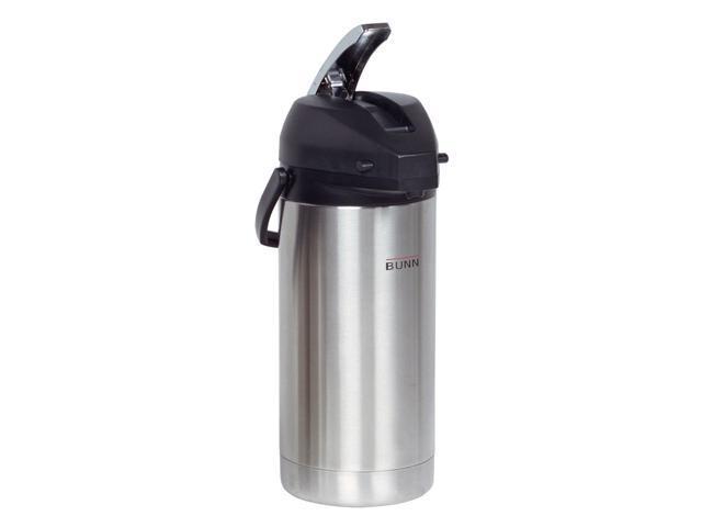 Stainless Steel Airpot Coffee Tea Dispenser