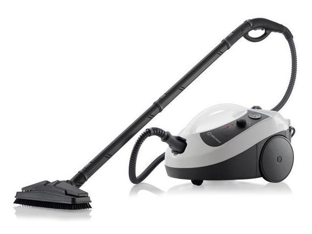 Reliable E5 EnviroMate Steam Cleaner with CSS