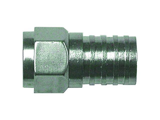 RG6 Zinc-Plated Connectors