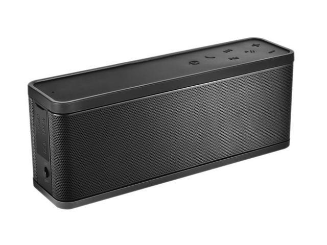 MP260 Extreme Connect Portable Bluetooth Speaker - Black