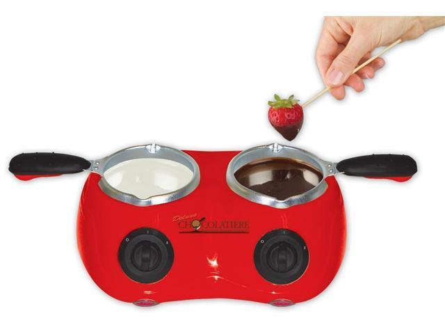 Deluxe Chocolatiere - Electric Chocolate Melting Pot