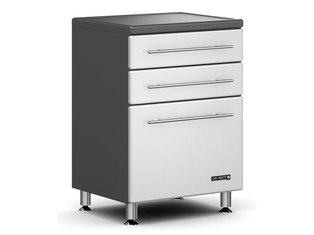 3-Drawer Base Cabinet w Ball Bearing Glides - Ulti-MATE Storage