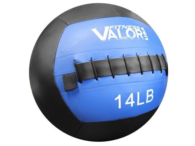 14 lbs. Wall Ball in Black