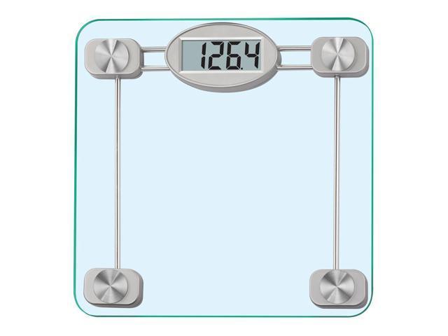 Glass Digital Bathroom Scale