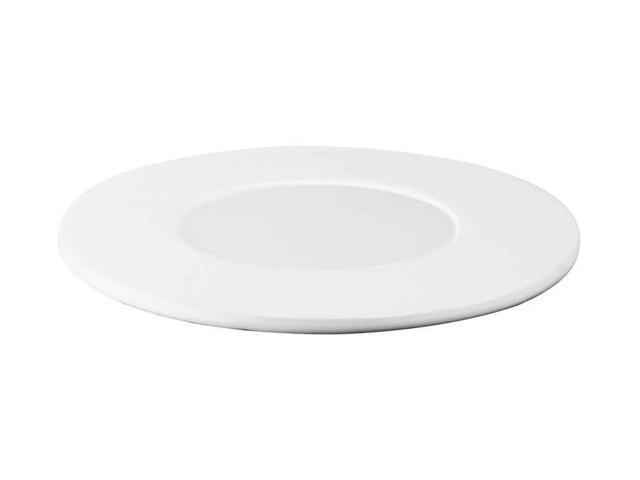 Ceramic White Soap Dish