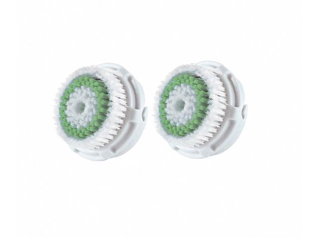 Clarisonic Replacement Brush Head Twin Pack Acne Cleansing