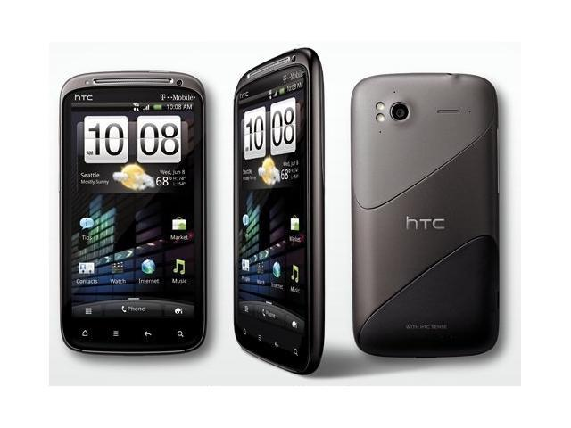 HTC Sensation Black (Unlocked) GSM Smartphone