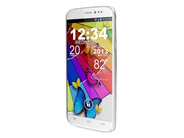 BLU Life View L110X White (Unlocked) Dual-SIM Smartphone