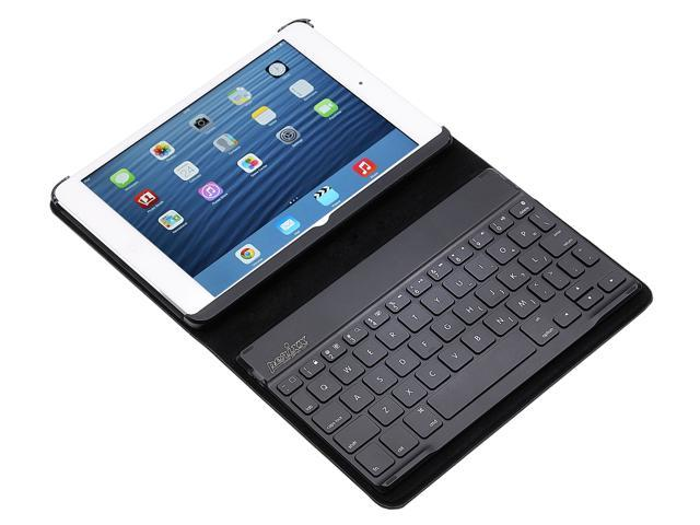 Perixx PERIDUO-801, Wireless Bluetooth Keyboard Cover for iPad Mini 3 - US English Layout
