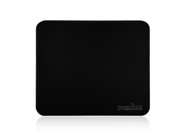 Perixx DX-3000LB, Gaming Aluminum Black Mouse Pad - 12.60