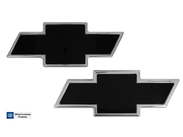 All Sales 96101KP Grille And Tailgate Emblem Set