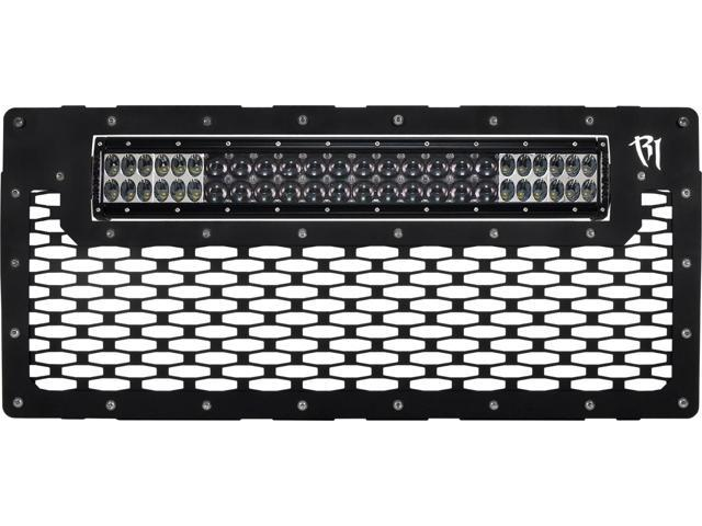Rigid Industries 40591 Grille 07-14 Wrangler (JK)