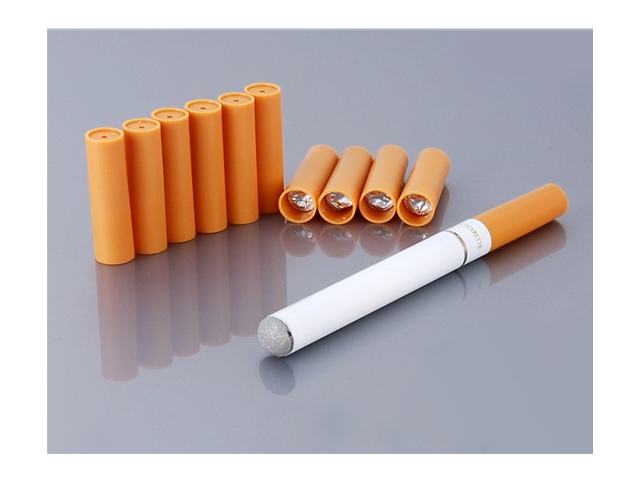 Rechargeable Electronic Cigarette (Yellow)