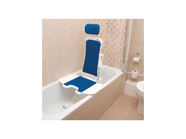 Bellavita Drive Reclining Remote Controlled Auto Bath Chair Lift ...