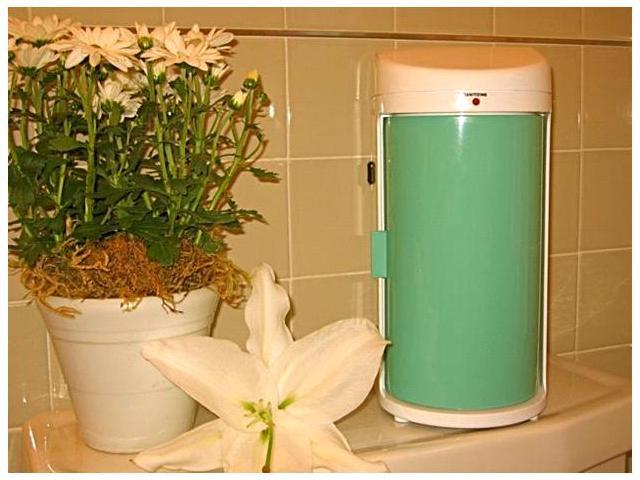 Purebrush U.V. Antibacterial Toothbrush Sanitizer Sterilizer