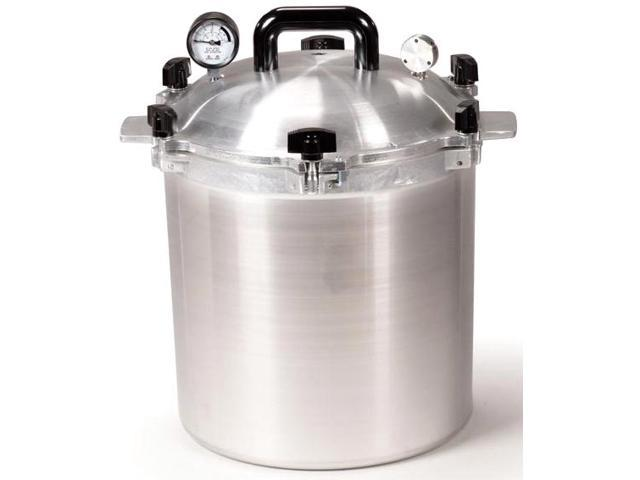 All American 25 Qt. Pressure Cooker Canner