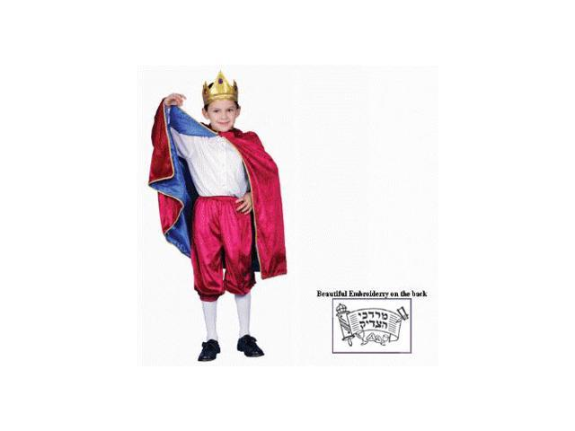 Deluxe Mordechai Purim Child Costume Size 12-14 Large