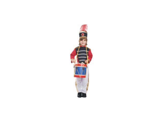Drum Major Child Costume Size T2 Toddler
