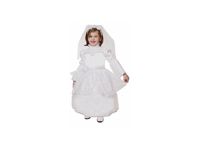 Majestic Bride Toddler Costume Size T2
