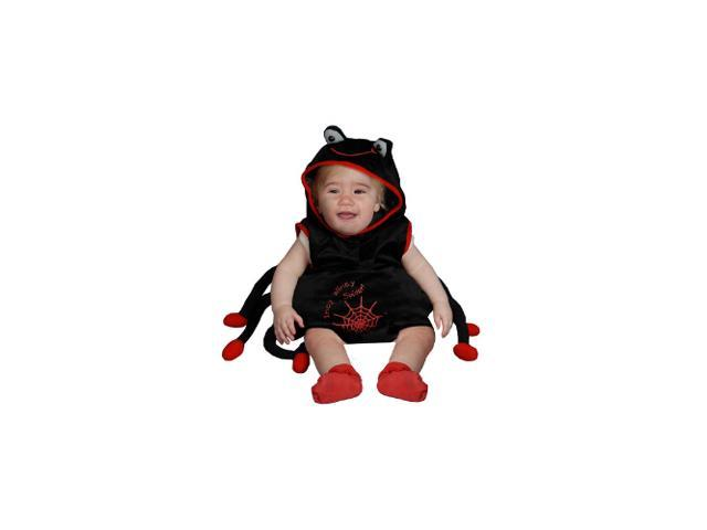 Baby Crawling Spider Infant Halloween Costume Size 12-24m
