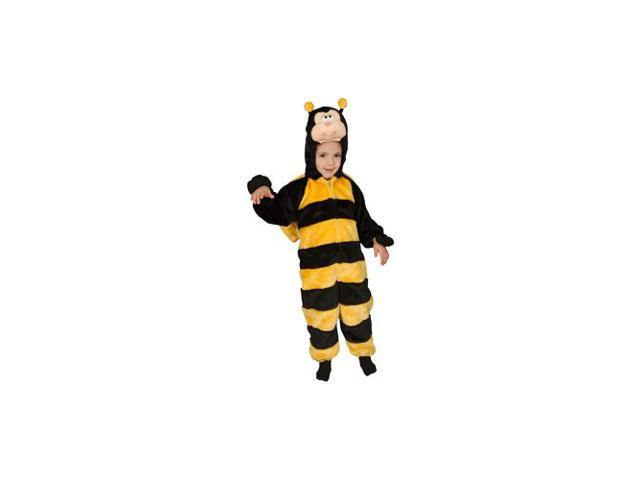 Little Honey Bee Toddler Costume Size 4T