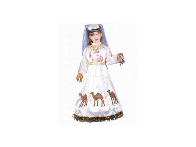 Jewish Mother Rivkah Child Costume Size 4-6 Small