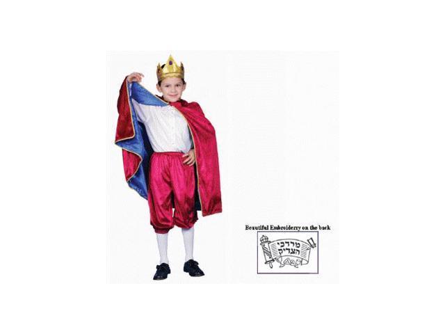 Deluxe Mordechai Purim Child Costume Size 4T Toddler