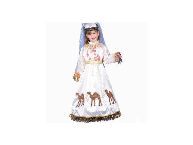 Jewish Mother Rivkah Toddler Costume Size T4