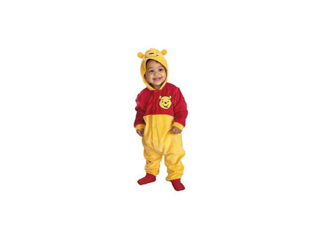 Infant Winnie The Pooh Standard Costume Disguise 5490