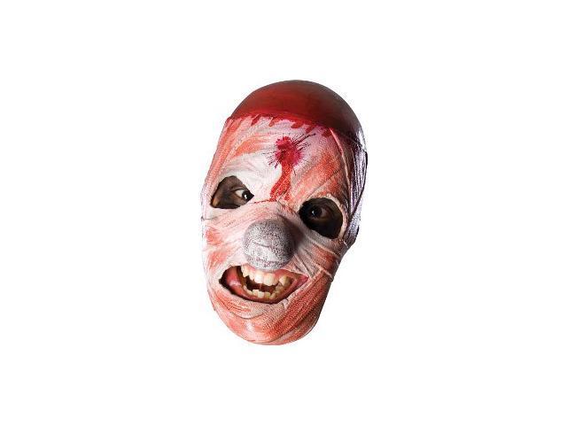 Deluxe Slipknot Bloody Clown Mask Rubies 68196