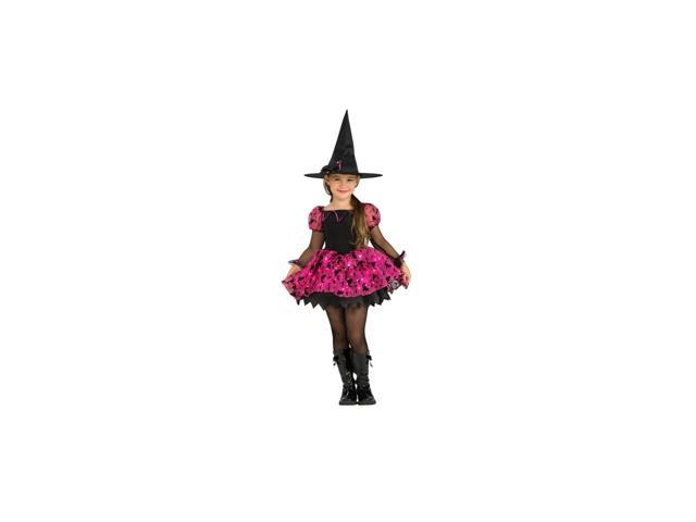Child Moonlight Magic Witch Costume Rubies 883156
