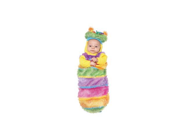 Wiggle Worm Infant 3-6 Size Costume