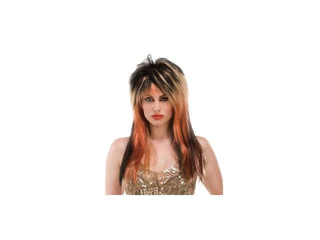 Blonde Punk Wig 42