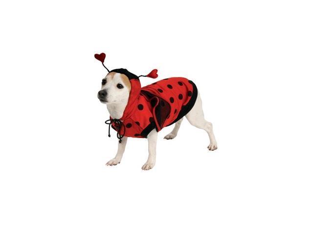 Ladybug Pet Costume Rubies 885923