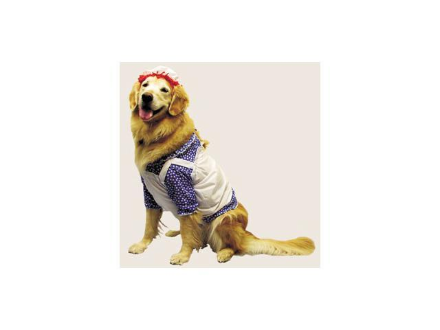Raggedy Ann Pet Costume Small