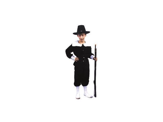Pilgrim Boy Large Costume