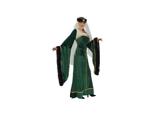 Noble Lady Adult Costume Size Large (14-16)