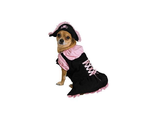 Pink Pirate Pet Costume Size Small