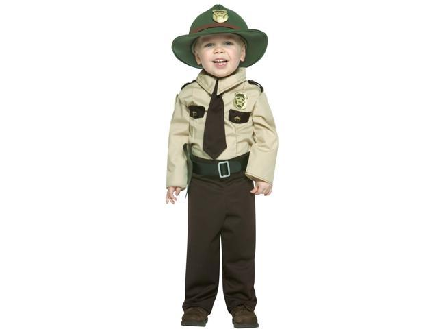 Rasta 9570 Future Trooper Costumes for 3-4T