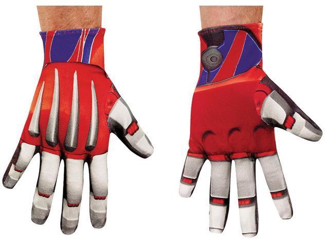 Optimus Prime Adult Gloves