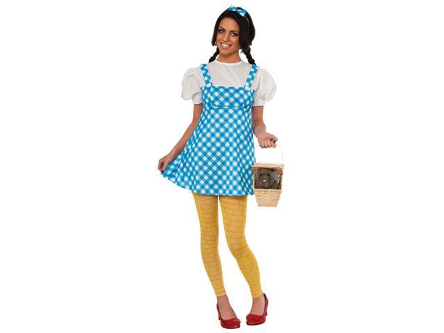Wizard Of Oz Dorothy Young Adult Costume