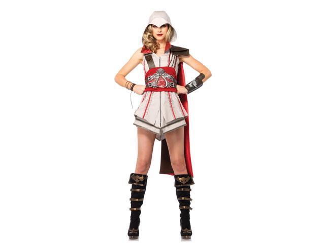 Assassins Creed Ezio Female Adult Costume