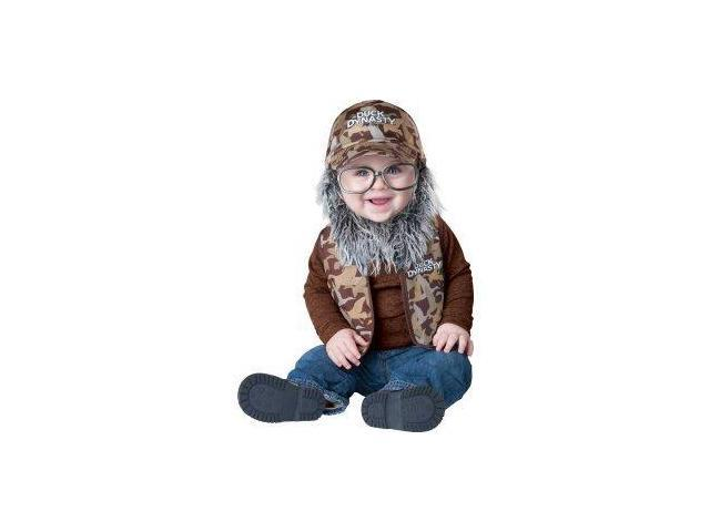 Duck Dynasty - Uncle Si Infant Toddler Costume