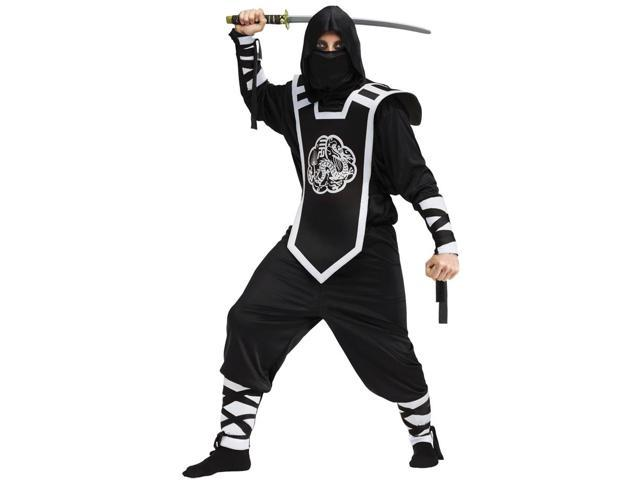 Dragon Ninja  Adult Costume