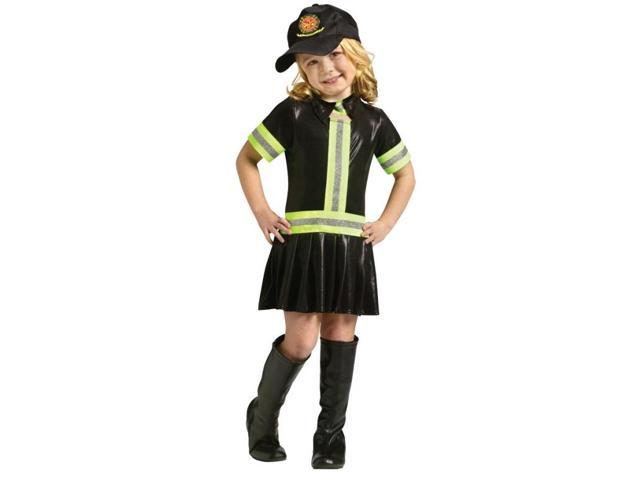Fire Girl Toddler/Child Costume